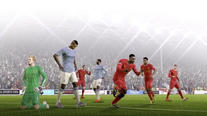 FIFA 15 Emotions
