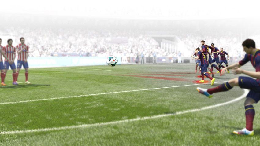 FIFA 15 Free Kick