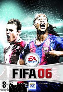 FIFA 06 Borító