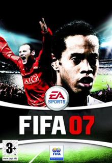 FIFA 07 Borító