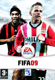 FIFA 09 Borító