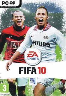 FIFA 10 Borító