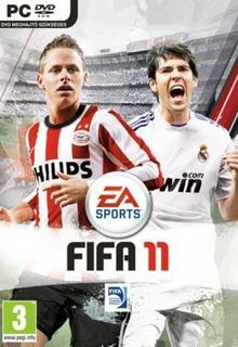 FIFA 11 Borító