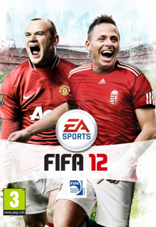 FIFA 12 Borító