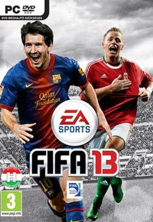 FIFA 13 Borító