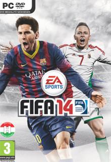 FIFA 14 Borító