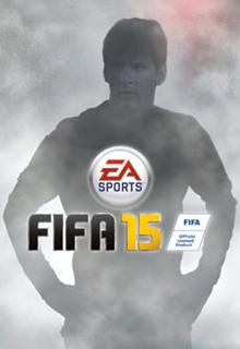 FIFA 15 Borító