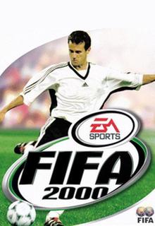 FIFA 2000 Borító