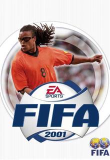 FIFA 2001 Borító