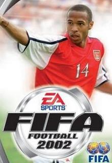 FIFA 2002 Borító