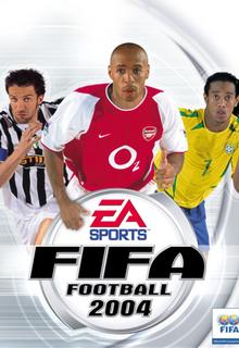 FIFA 2004 Borító