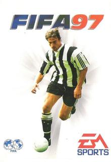 FIFA 97 Borító