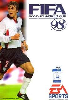 FIFA 98: Road to World Cup Borító