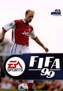 FIFA 99 Borító