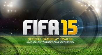 FIIFA 15 E3 Trailer